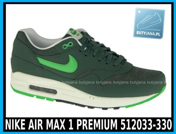 NIKE AIR MAX 1 PRM 512033-330 1